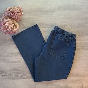 Isaac Mizrahi Live Petite Stretch Boot Cut Jeans